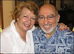 David and Linda Arzouni