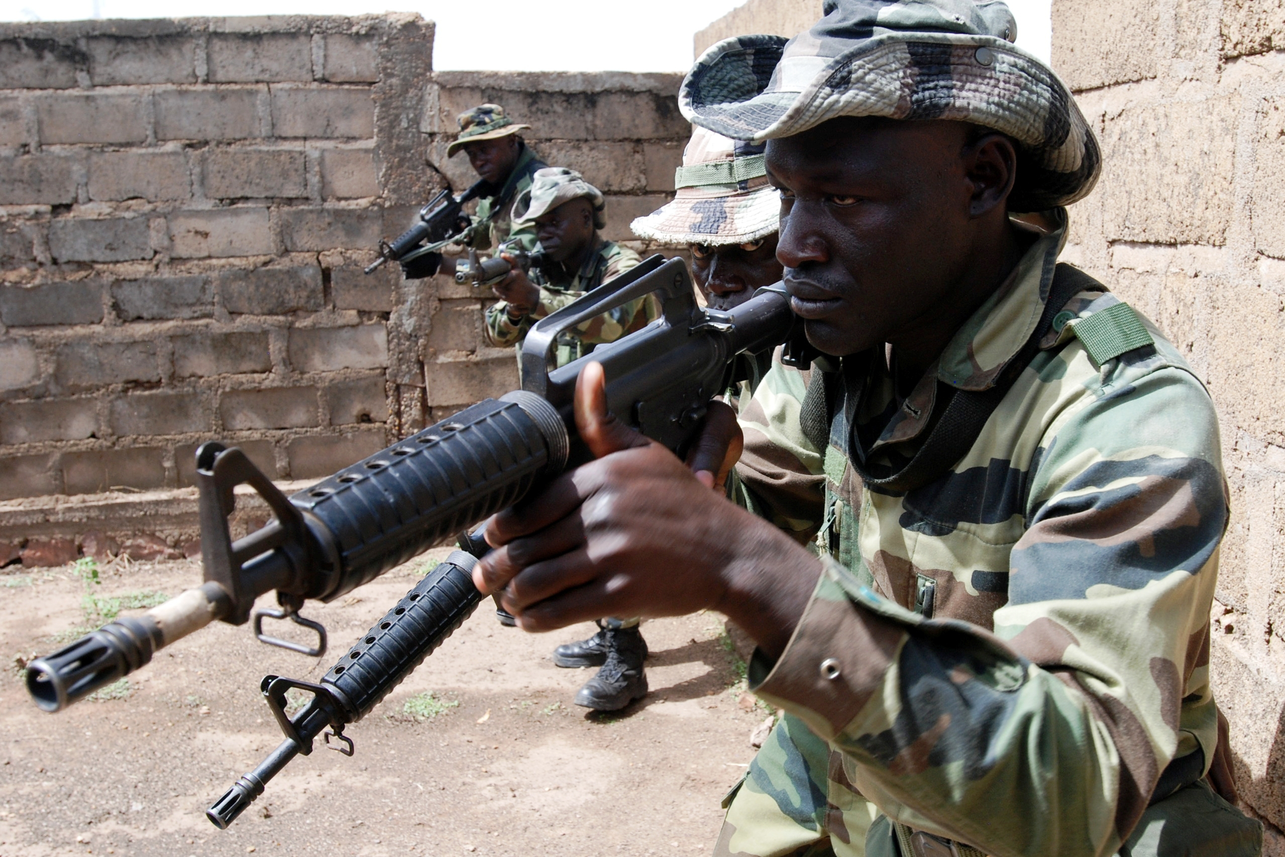 The Situation In Mali
