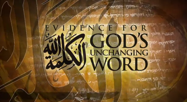 The Qur'an's Testimony about the Bible