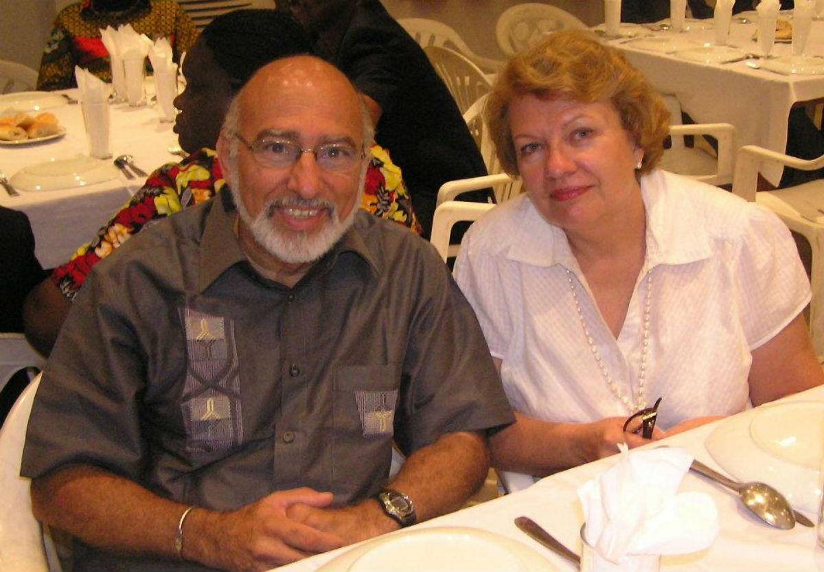 David and Linda Arzouni
