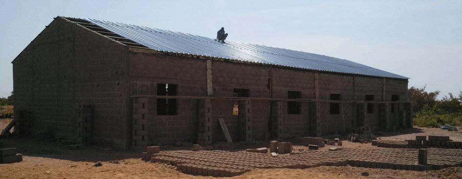 The School of Hope in Waramajanna, Mali
