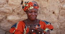 Malian Craftswoman