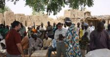 Malian Villagers